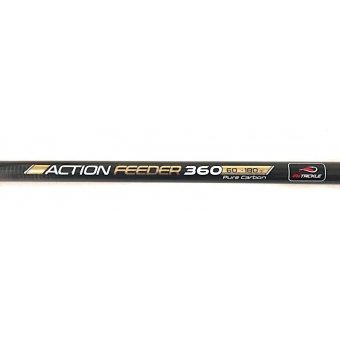Feeder rod Action feeder